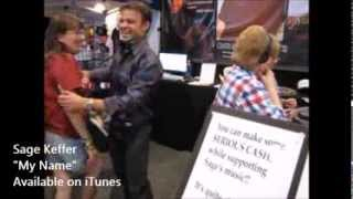 "CMA Music Festival, ""(My) Name""/ Sage Keffer greets his fans: Day 4 Video 4"