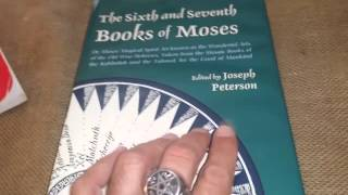 THE SIXTH 6th AND SEVENTH 7th BOOK OF MOSES