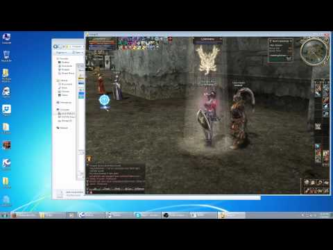 Showing how to use Adrenaline for Lineage 2 - 2 / 2