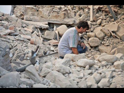 Earthquake Devastates Italy, Kills At Least 240 People
