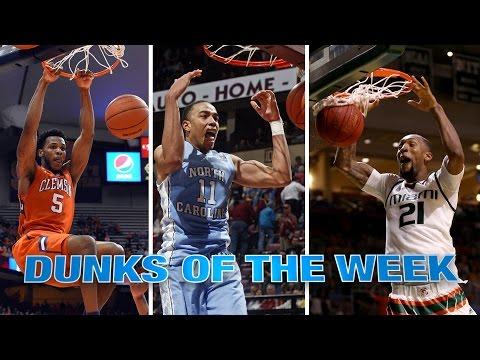 Dunks Of The Week: January 1-7