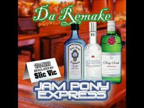 Jampony Express (Slic Vic) Children's Story
