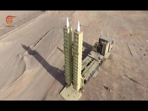 إيران تكشف عن منظومة باور 373 الصاروخية الدفاعية