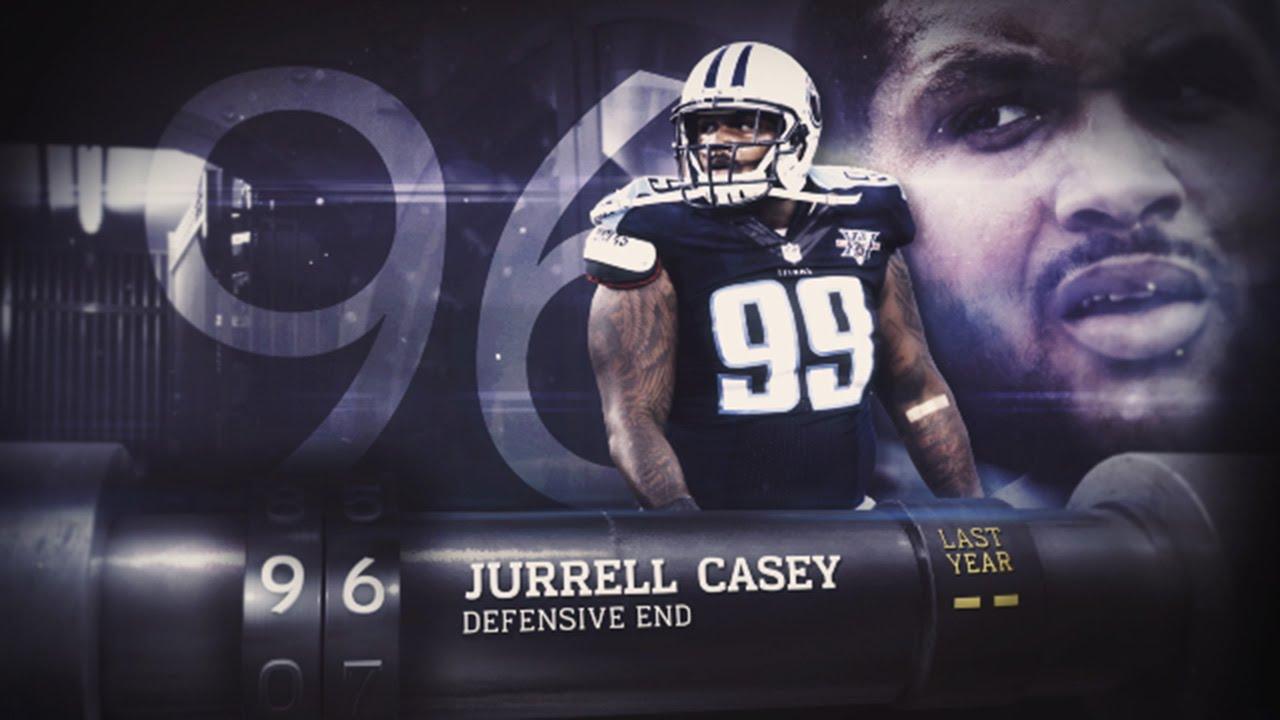 96 Jurrell Casey DE Titans