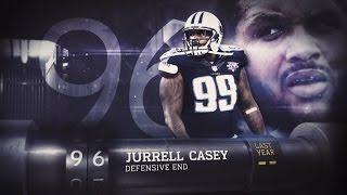 #96 Jurrell Casey (DE, Titans) | Top 100 Players Of 2015