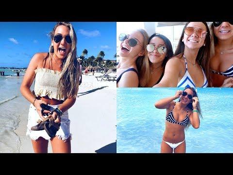 ARUBA ONE HAPPY ISLAND!! | DAY 1 VLOG