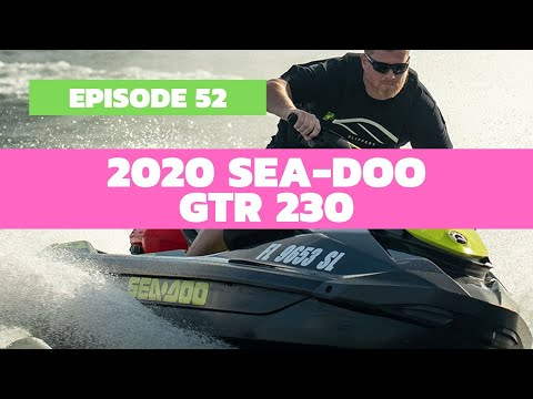 2020 Sea-Doo GTR 230 Review: The Watercraft Journal, EP. 52