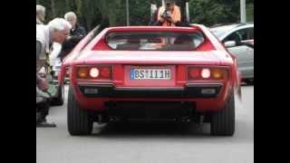 Clip für alle Auto- , Oldtimer- bzw. Ferrari - Fans und - Freunde. ...