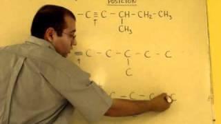 Isomeros de posicion Alqueno