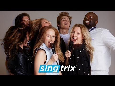 Singtrix Official Video: Shark Tank, Ellen, The View, Today Show, Fox News, E!, Extra