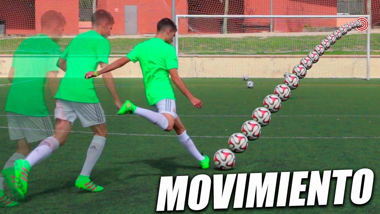 Como Pegar al Balón en Movimiento - Como Chutar a Portería ...