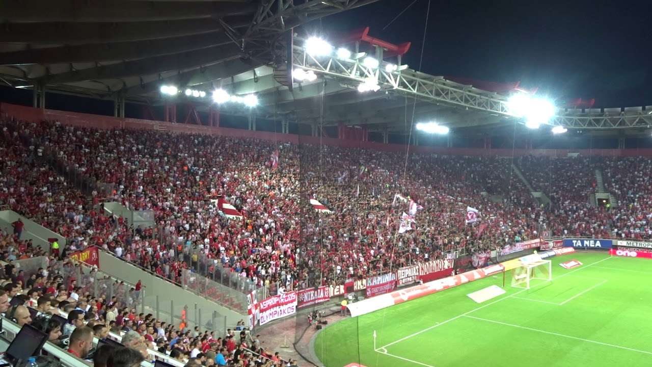Fc Viktoria Plzen Vs Olympiakos