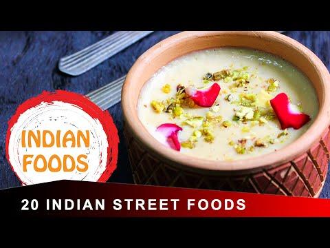 20 INDIAN STREET FOODS - You Must Eat Before You Die