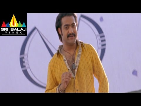 Yamadonga Movie Jr.NTR Action Scene | Jr NTR, Priyamani, Mamta Mohandas | Sri Balaji Video