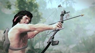 Rambo The Video Game : NÃO vale a pena jogar