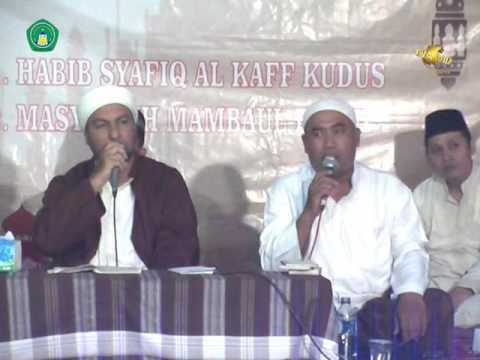 Mafa Bersholawat Bersama Habib Syafiq Al Kaff 2017