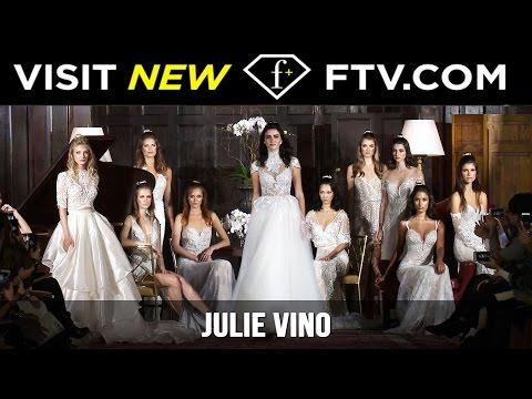 Julie Vino Bridal Full Show | FashionTV