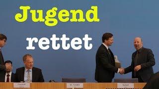 24. Mai 2017 - Sehenswerte Bundespressekonferenz