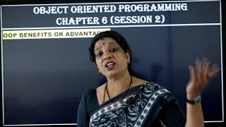 I PUC | Computer Science | Object Oriented Programming -02