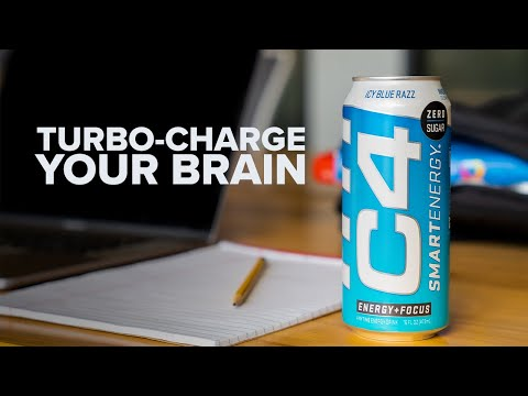C4 Smart Energy - SuperBrain™ Performance Fuel