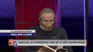 Video: Causas de intendentes: más de 20 años de impunidad