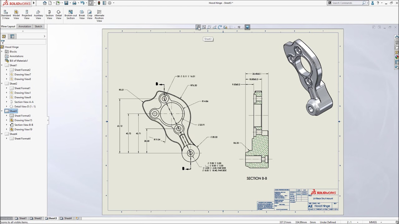 solidworks 2018