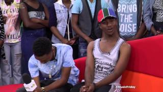 Emtee and AReese Interview - Clebs on HN9