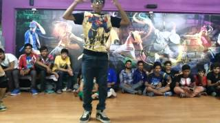 Akshay pal liquid popping king freestyle video