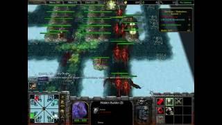 warcraft 3 soldier td