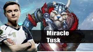 Dota 2 Stream: Liquid Miracle playing Tusk