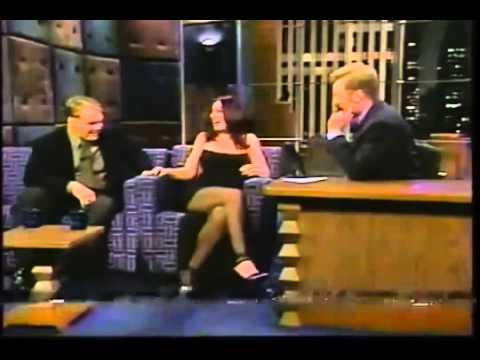 Late Night 'Fran Drescher (The Nanny) 9/30/97