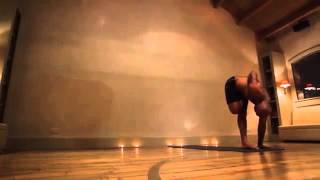 Уроки йоги для начинающих для похудения(, 2015-11-02T17:25:04.000Z)