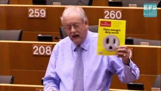Green energy is eating its own tail - Roger Helmer MEP