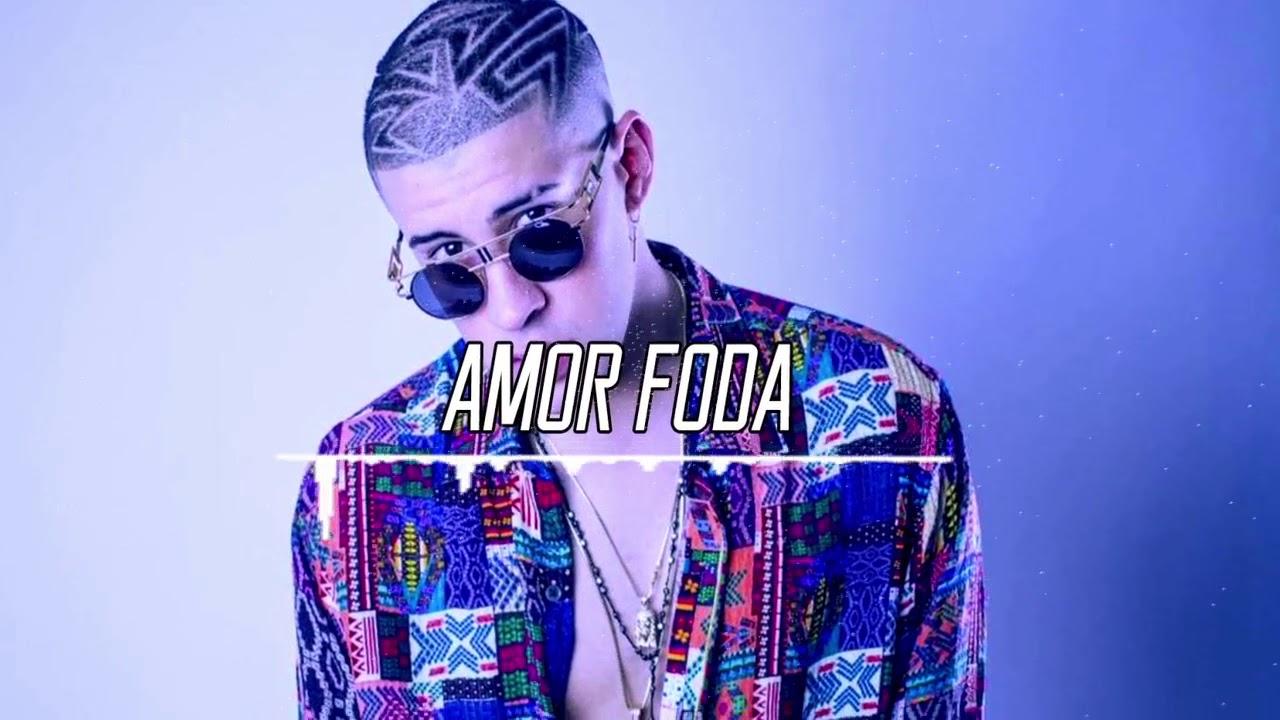 BAD BUNNY-AMOR FODA (DJ ZEC) (REMIX)