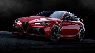Alfa Romeo Giulia GTA and two-seat GTAm revealed with more power and less weight