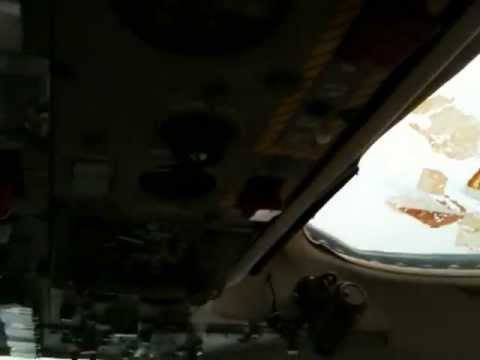 Lockheed Jetstar Cockpit tour.