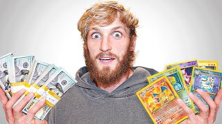 I Bought Logan Paul's $22,222 Pokémon Cards