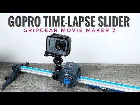 Grip Gear Movie Maker 2 Review  GoPro Timelapse Slider