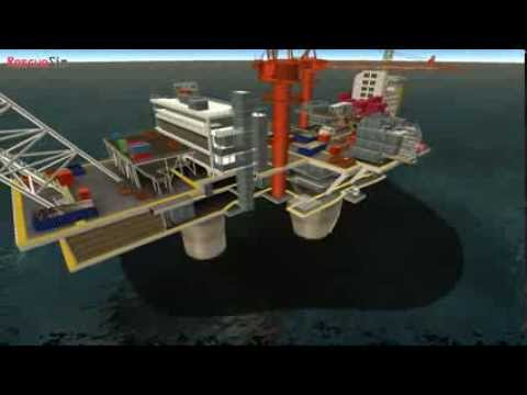 RescueSim Offshore Incident Management Module Video
