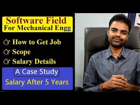 How To Get Job In Software Engineer Field After Mechanical Engineering, Salary, Scope In India