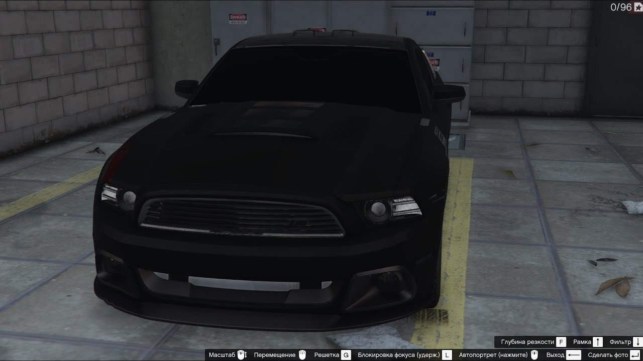Garage Ford Grasse Gta 5 2013 Ford Mustang Boss 302