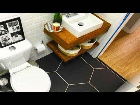 30 Идей Дизайна Туалета Для Маленькой Хрущевки