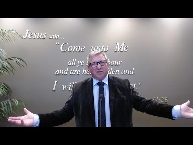 Be Ye Saved: Keith Arndt