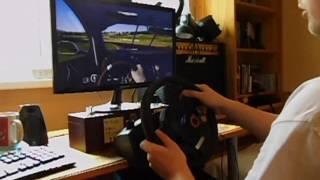 Volant Logitech Driving Force GT - prodej