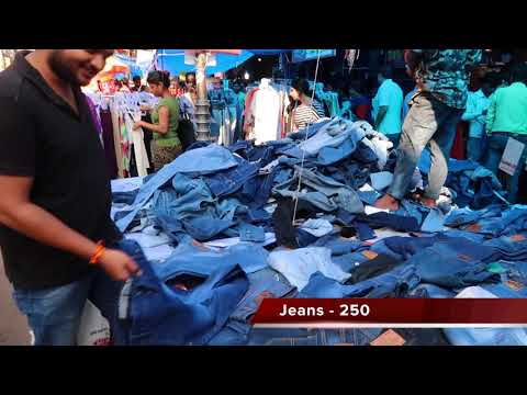 KAROL BAGH MARKET VLOG - Rado watch, Leather Jacket, Chepest shoes and clothes, Calvin Klein Jeans