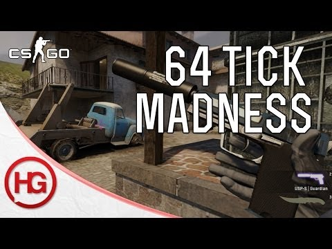 CS:GO Matchmaking - 64 tick madness! - Episode 1 from YouTube · Duration:  29 minutes 24 seconds