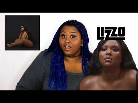 LIZZO - CUZ I LOVE YOU  REACTION