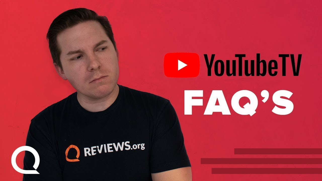 Most Asked Questions About Youtube Tv Youtube Tv Faq Youtube