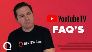 Most Asked Questions About YouTube TV | YouTube TV FAQ