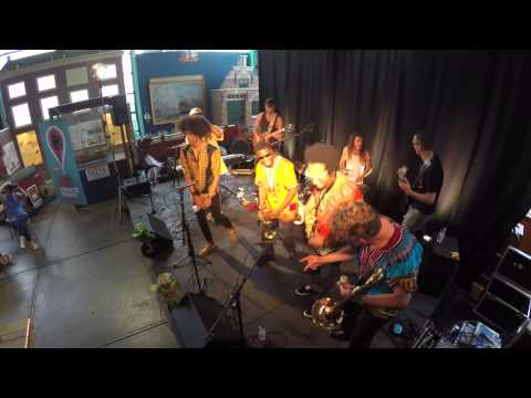 Shot in the Zoo & Black Out Orchestra @ de Delft 2015-06-26